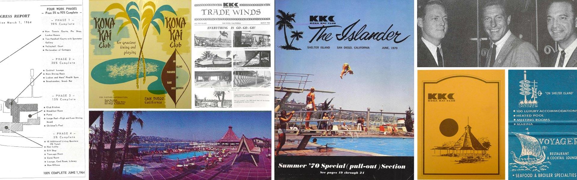 Kona Kai Club history